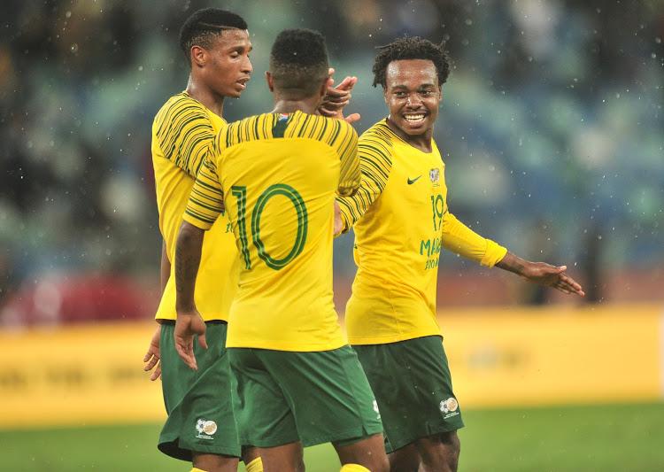 Bafana Bafana to face Angola, Ghana in Dubai - Sports Leo