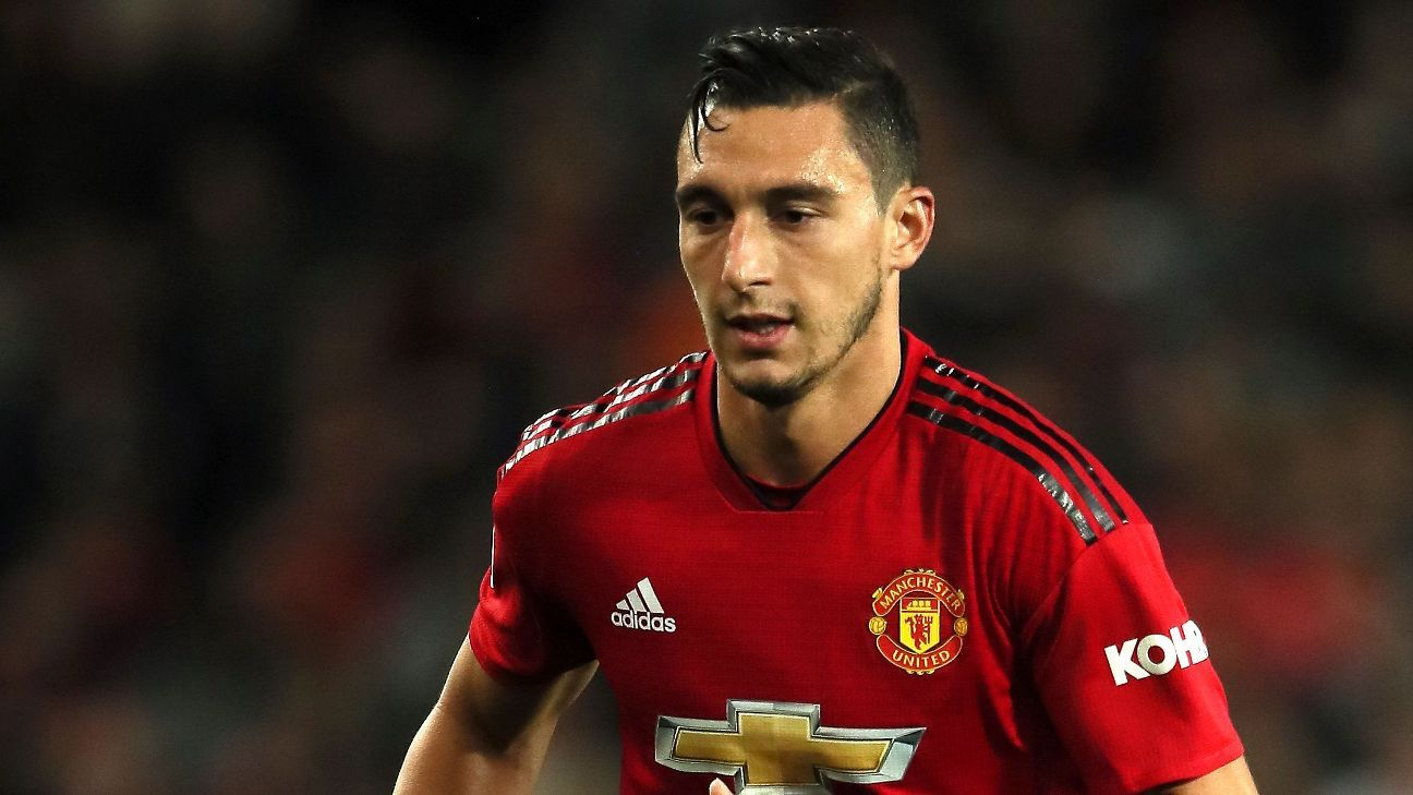 Darmian could be on his way out of Man United - Sports Leo