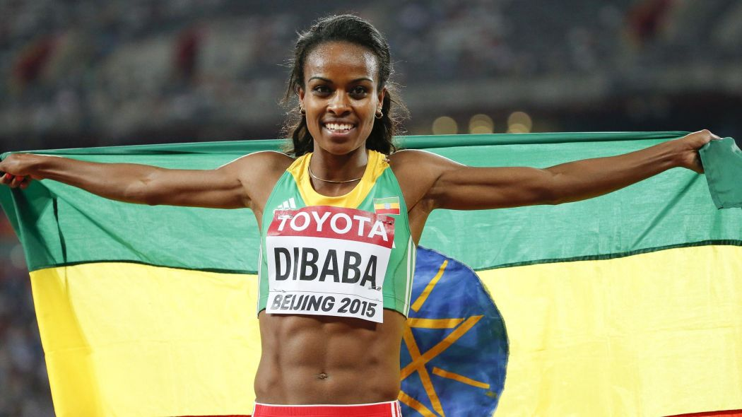 Genzebe Dibaba takes charge at Diamond League in Morocco - Sports Leo