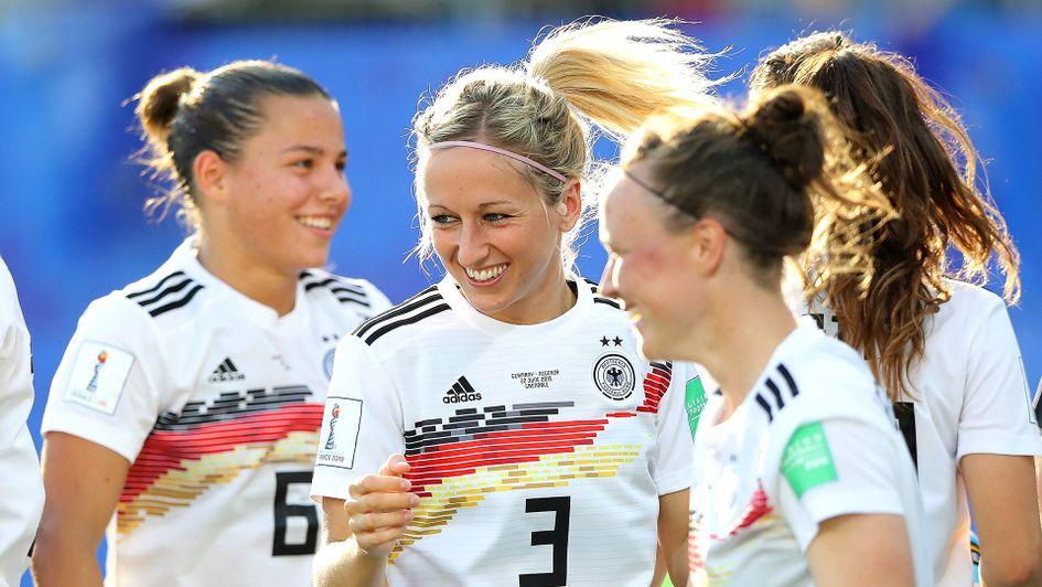 Germany reach Women's World Cup quarters - Sports Leo