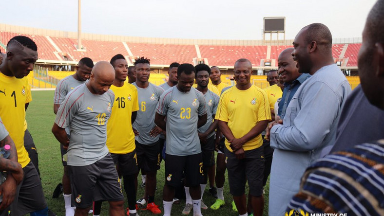 Ghana kickoff v South Africa has been moved - Sports Leo