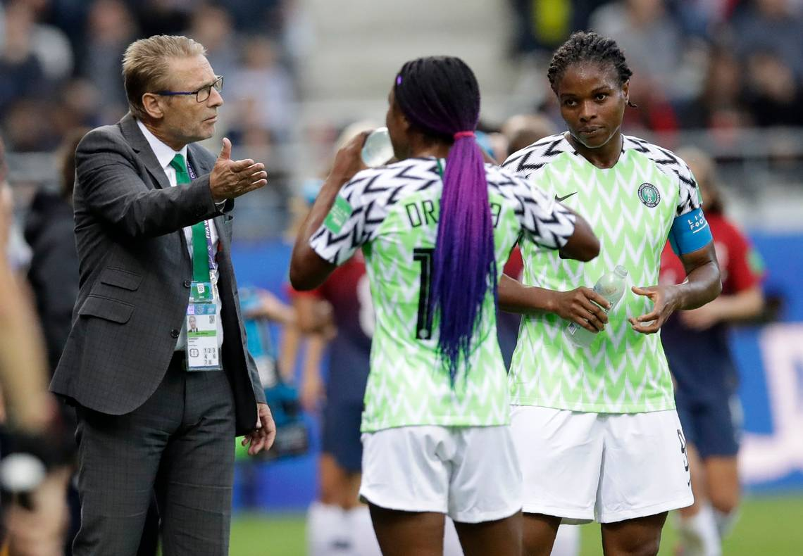 Nigeria lose 3-0 against Norway in Women's World Cup opener - Sports Leo