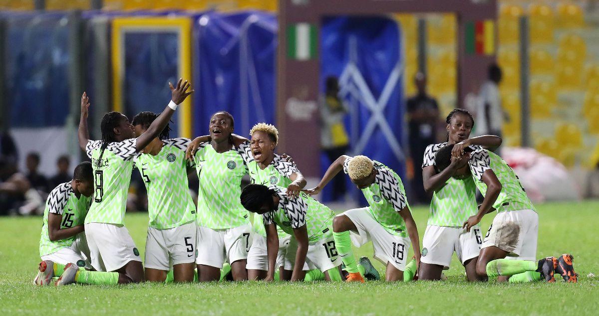 Nigeria reach Women's World Cup playoffs - Sports Leo