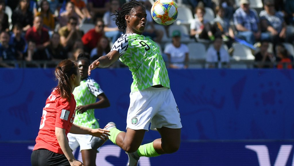 Nigeria's Women's World Cup - Sports Leo
