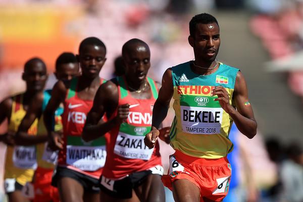Telahun Haile Bekele of Ethiopia - Sports Leo