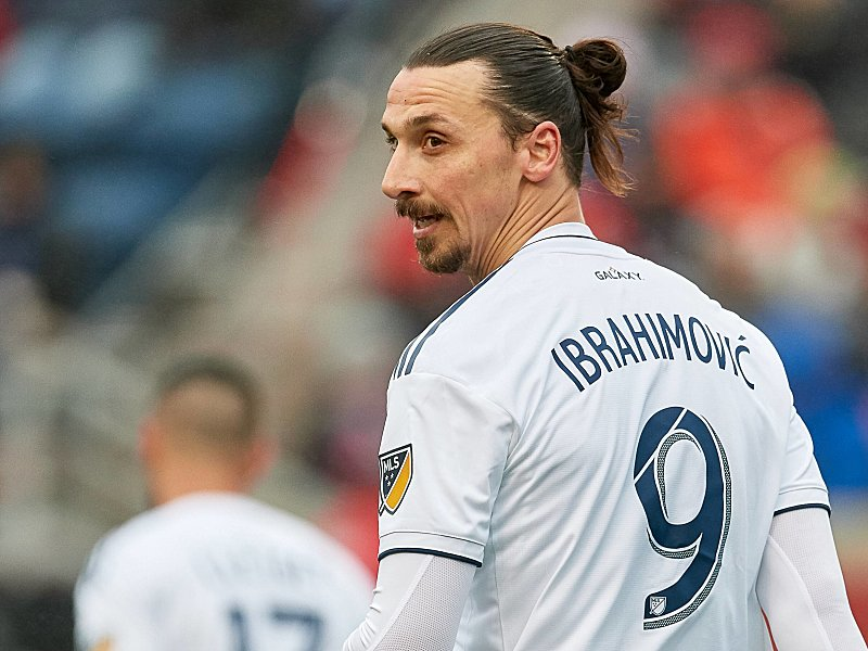 Zlatan Ibrahimovic sets MLS earnings record - Sports Leo