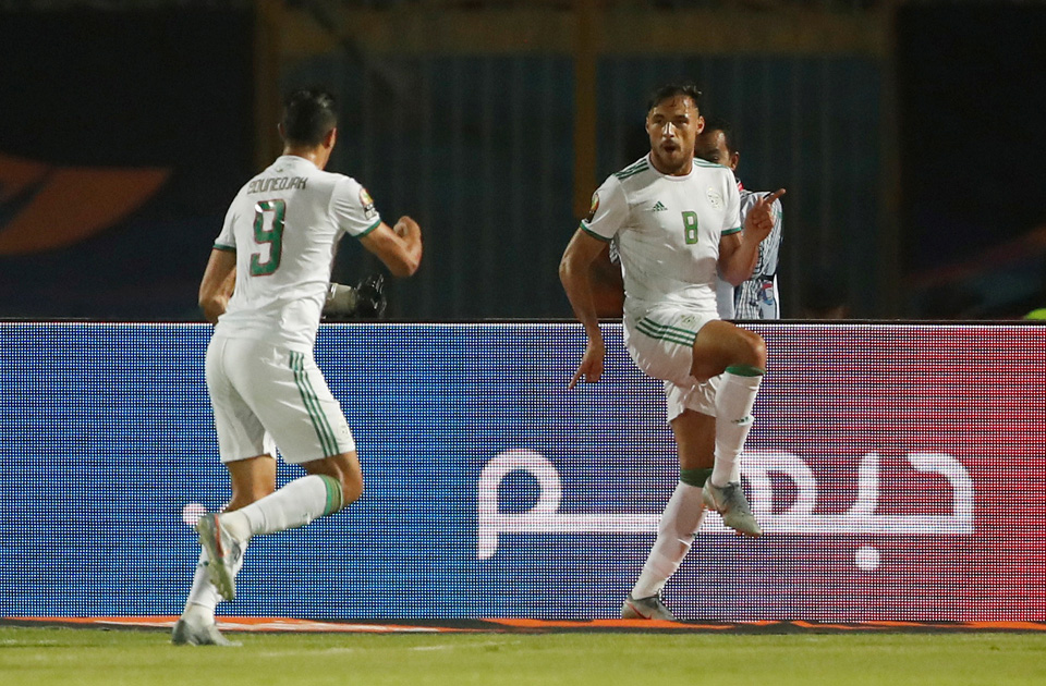 Africa Cup of Nations 2019 - Round of 16 - Algeria v Guinea