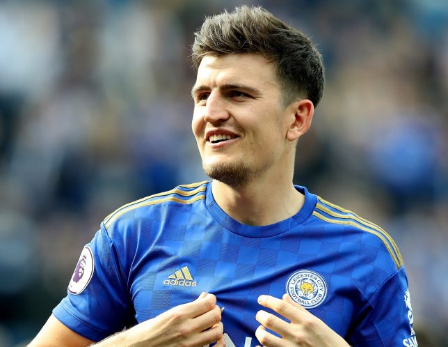 Harry Maguire to Manchester a done deal - Sports Leo