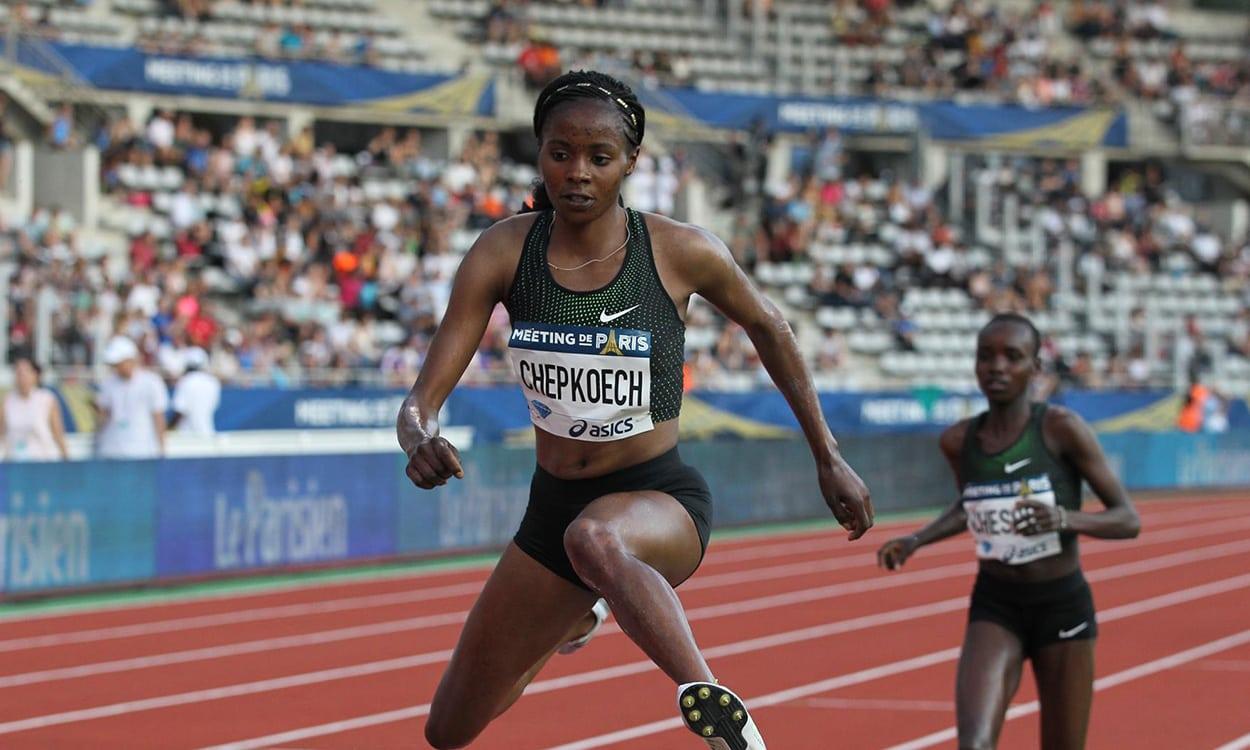 Beatrice Chepkoech - Sports Leo