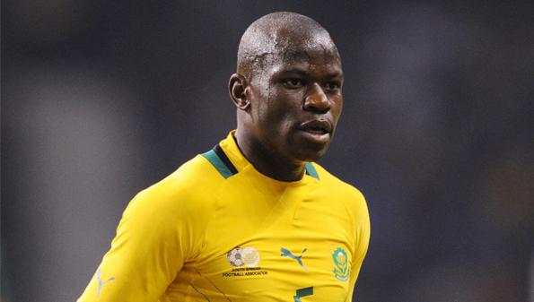 Hlompho Kekana of Mamelodi Sundowns - Sports Leo