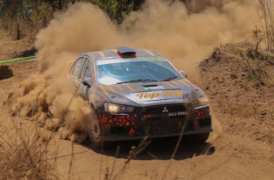 KCB Kilifi Rally - Sports Leo