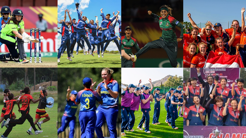 Namibia ready for Women's T20 World Cup qualification quest - Sports Leo