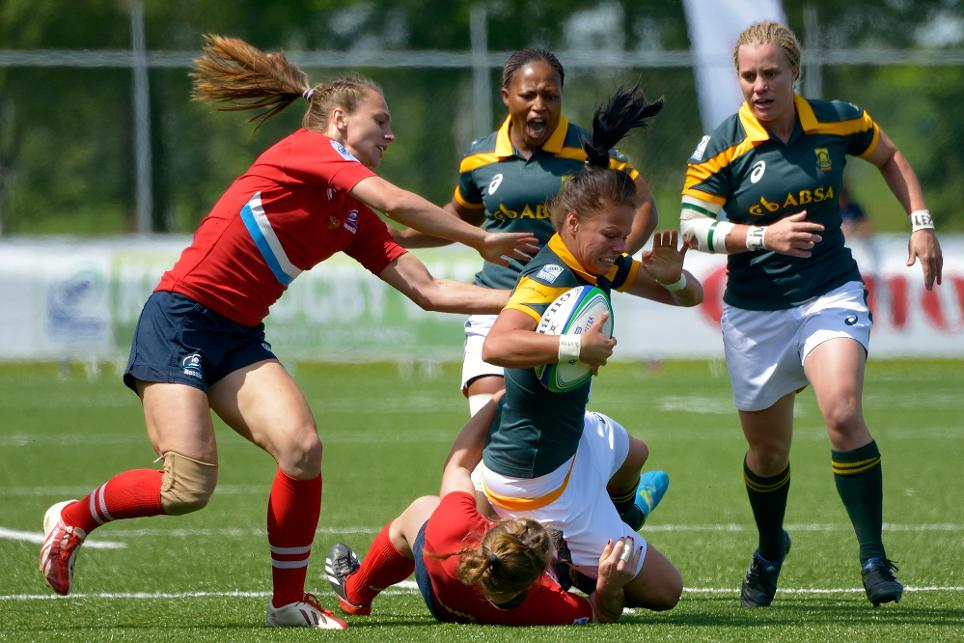 Johannesburg to host Rugby Africa Women's Cup tournament - Sports Leo