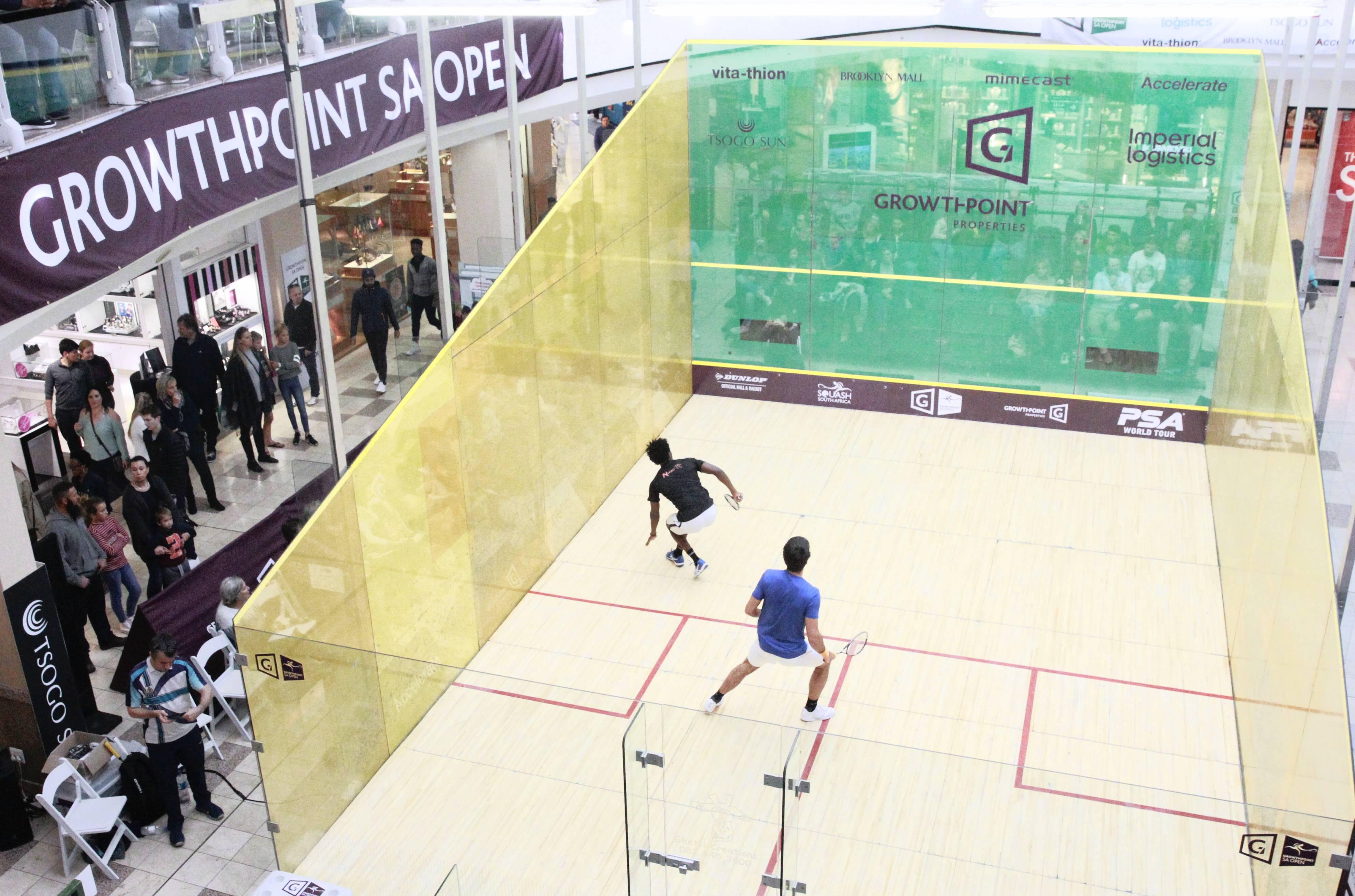 SA Squash Open - Sports Leo