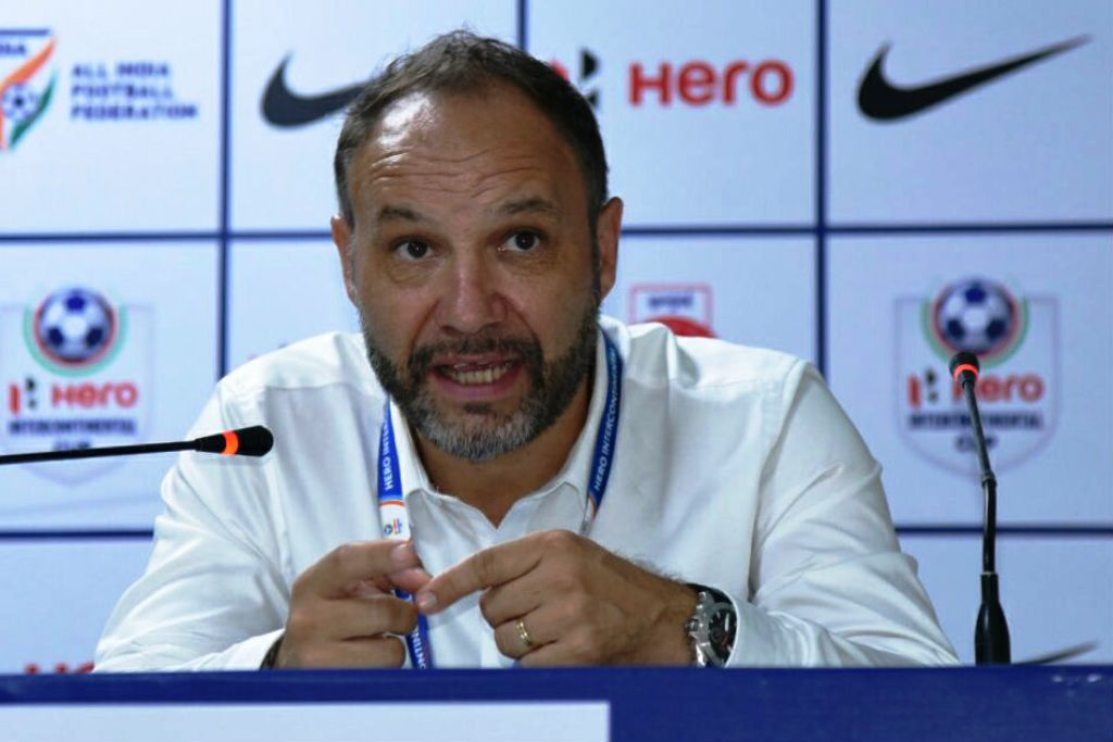 Sebastien Migne sacked as Head coach - Sports Leo