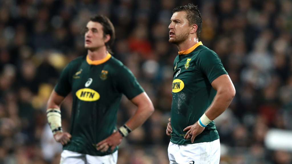 South Africa drops in World Rugby rankings - Sports Leo