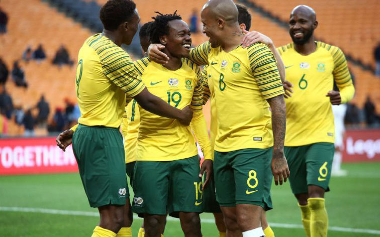 South Africa to play Zambia - Sports Leo