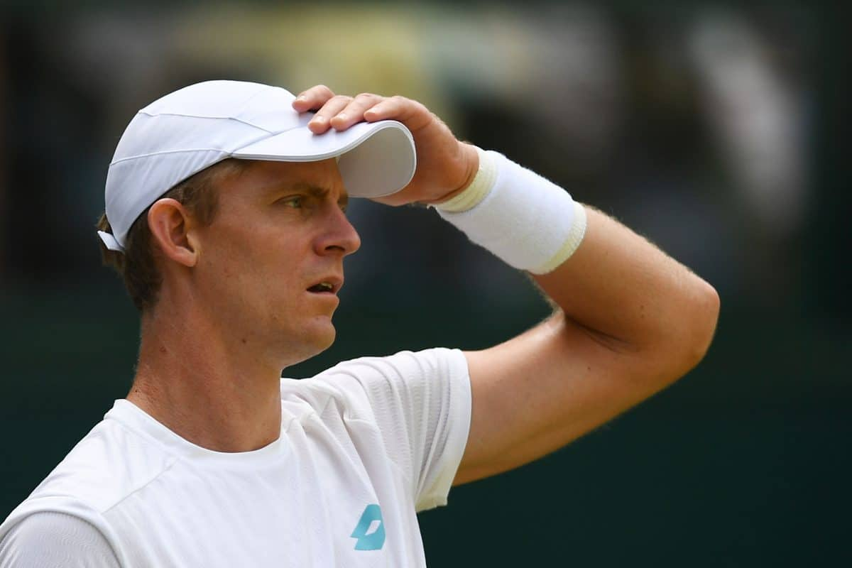 South Africa's Kevin Anderson withdraws from Rogers Cup - Sports Leo