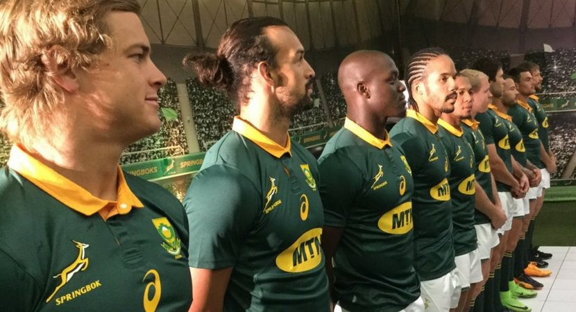 Springbok 2019 Rugby World Cup squad jets to Japan - Sports Leo