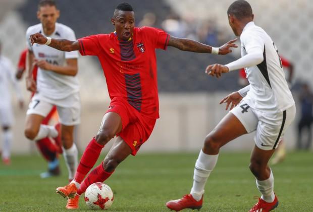 TS Galaxy vs Saint Louis CAF Confederation Cup - Sports Leo