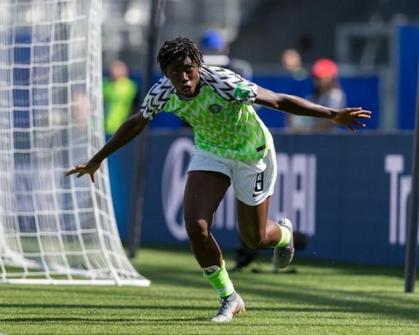 Asisat-Oshoala-hands-victory-Nigeria-over-Algeria-Sports-Leo