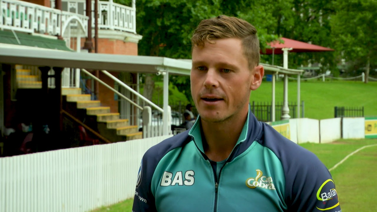 George Linde called up for South Africa A cricket team - Sports Leo