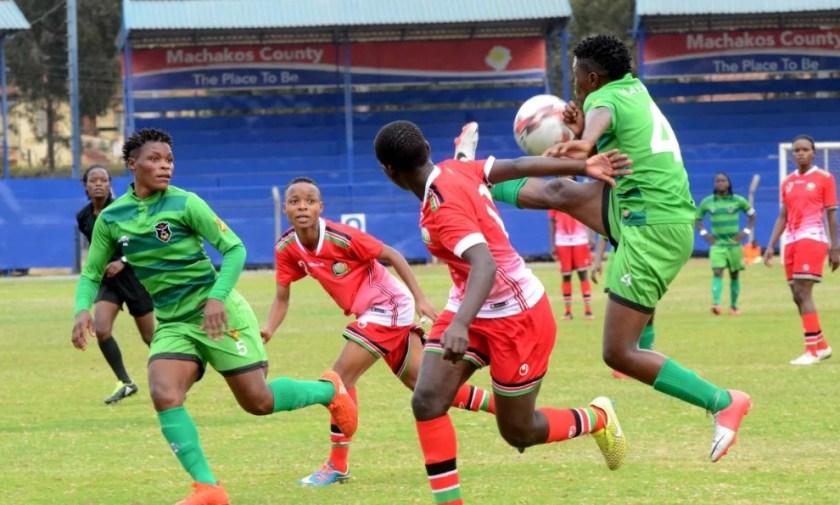 Kenya Starlets beat Malawi - Sports Leo