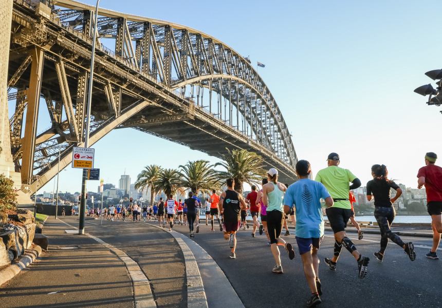 Kenyan 'double' break records in Sydney Marathon - Sports Leo
