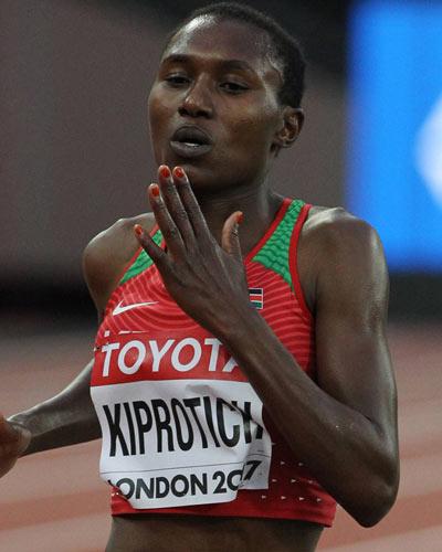 Kenya's Sheila Chepkirui, a scoop for Durban's CitySurfRun - Sports Leo