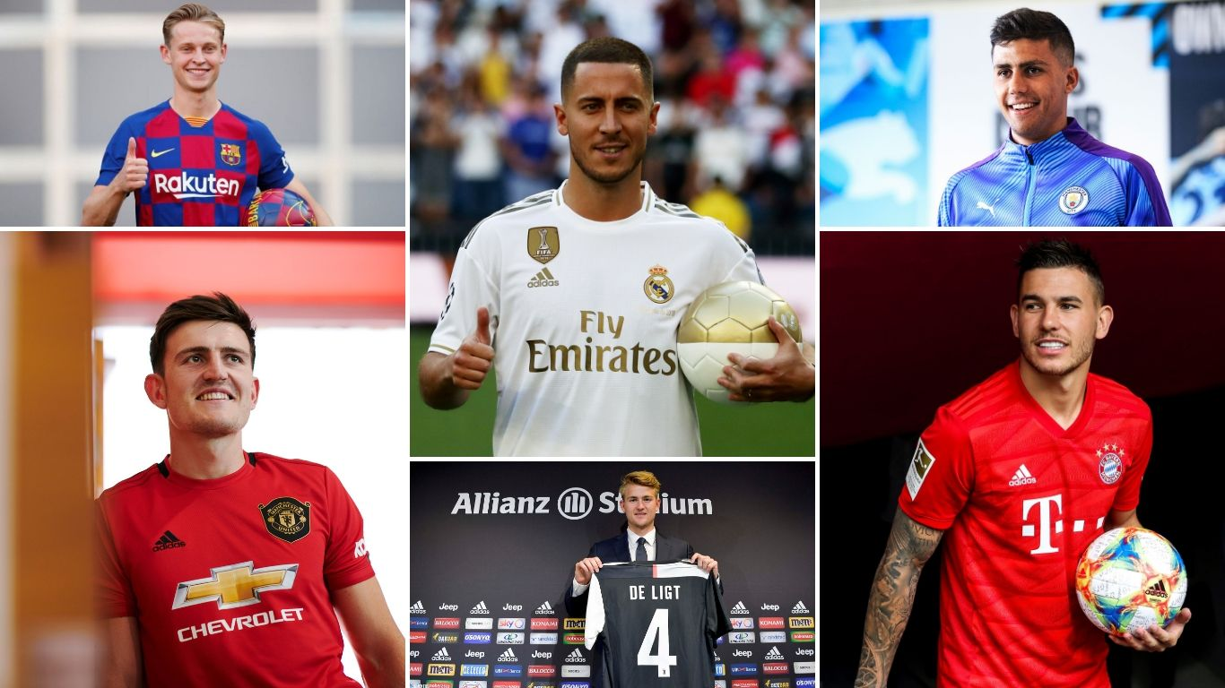 Most expensive football transfers of the 2019 summer - Sports Leo