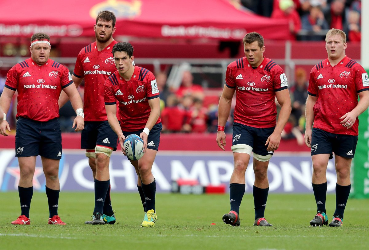 Munster name tour squad to South Africa for Pro14 fixtures - Sports Leo