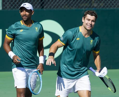 South Africa reach Davis Cup team reach Group 1 playoffs - Sports Leo