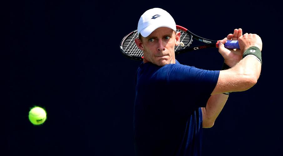 South Africa's Kevin Anderson - Sports Leo