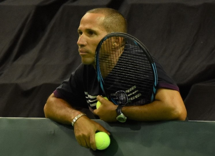 Tennis South Africa ace Jeff Coetzee - Sports Leo
