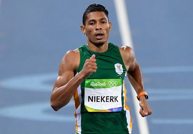 Van Niekerk out of IAAF World Championships - Sports Leo