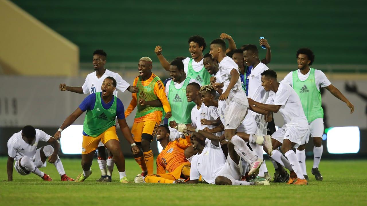 Cape Verde shock Nigeria in Wafu Cup of Nations plate quarterfinals - Sports Leo
