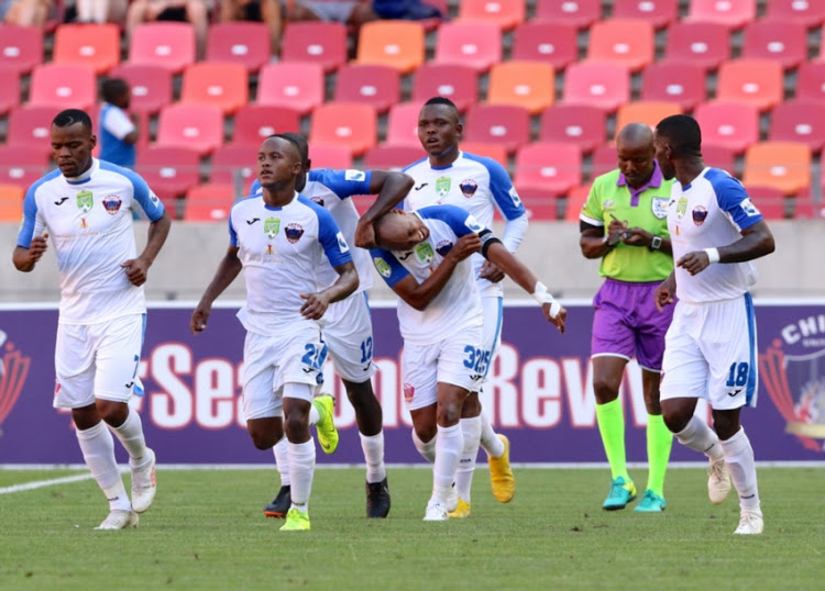 Chippa United achieve lift-off with TKO victory over Celtic - Sports Leo