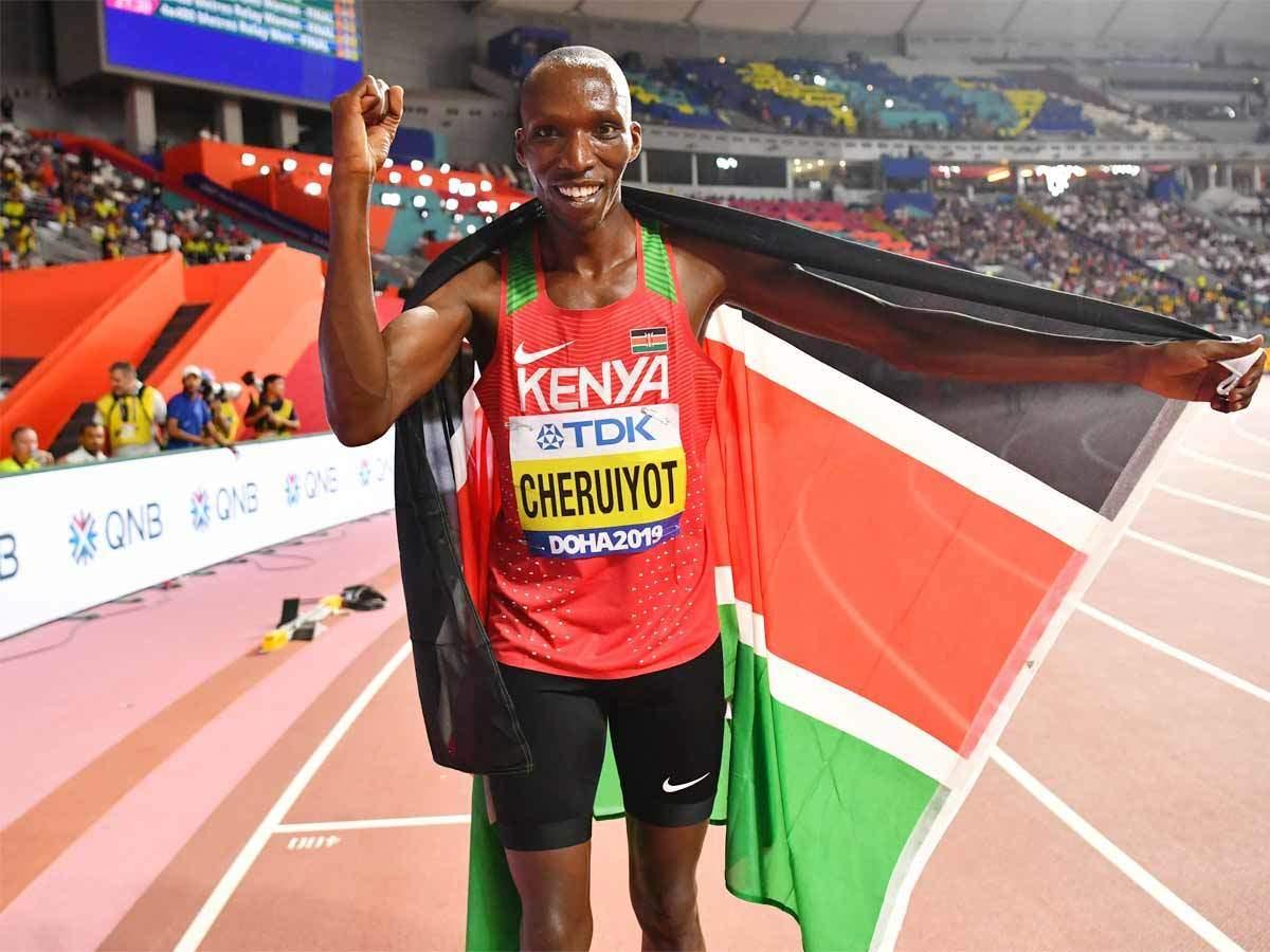 Kenya claims No 2 spot on World Athletics Champs table - Sports Leo