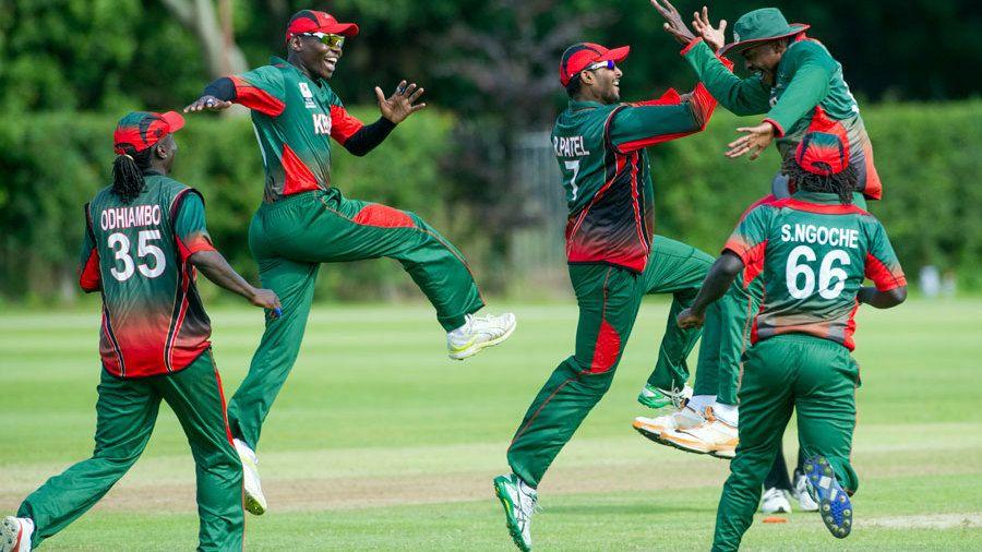 Kenya face stiff challenge in ICC Men's T20 World Cup - Sports Leo