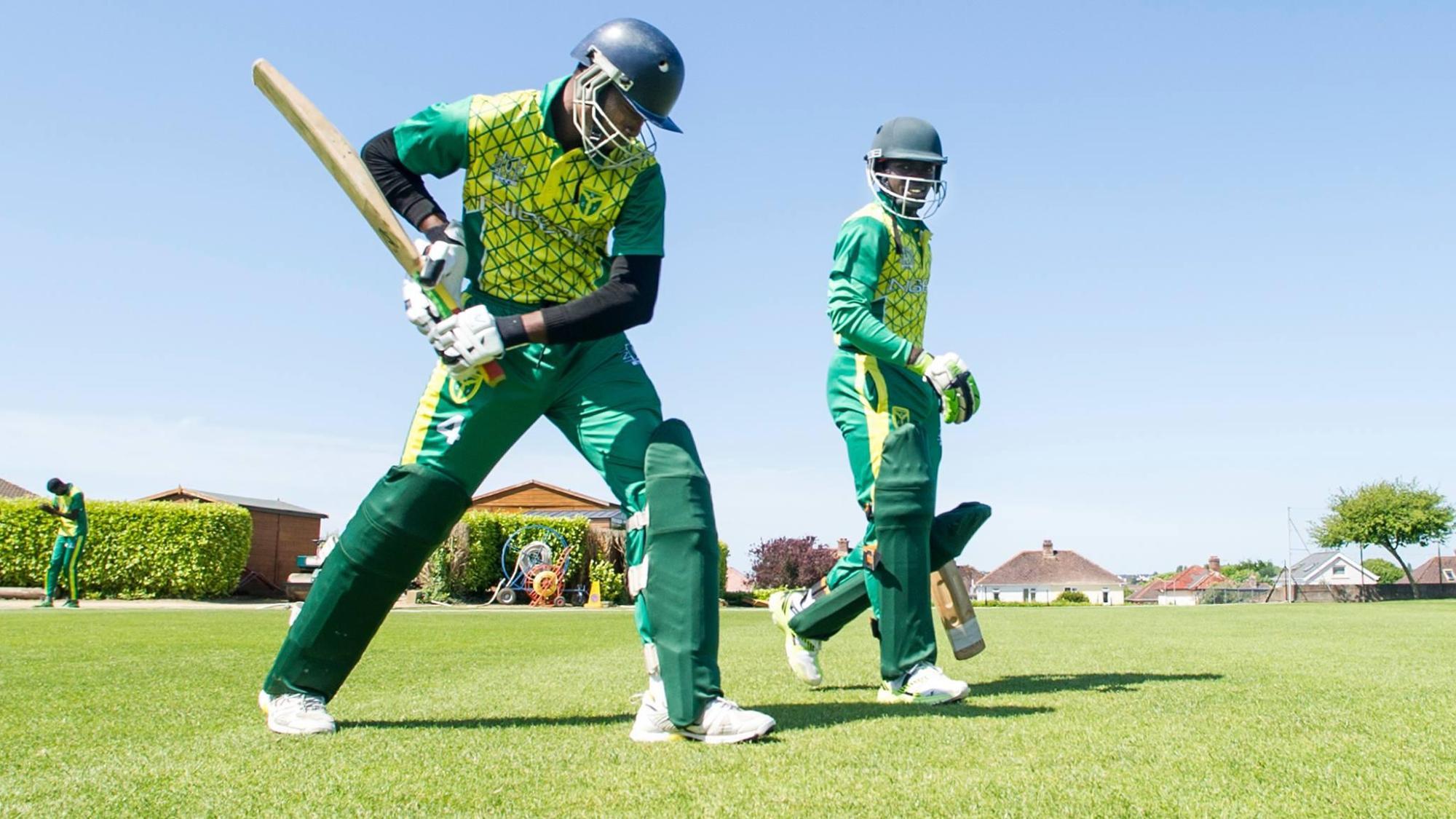 Nigeria hoping to cause surprises in Men's T20 Qualifier - Sports Leo