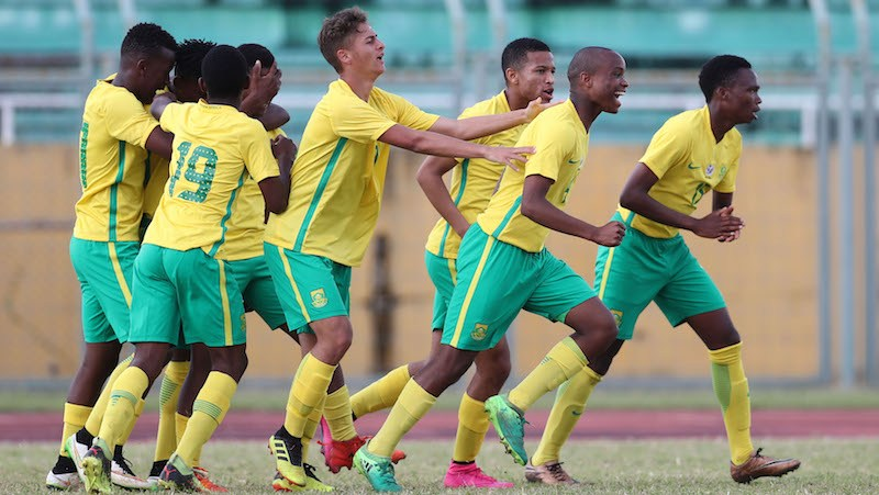 SA U-17s kick-off preparations for Cosafa Champs in Malawi - Sports Leo