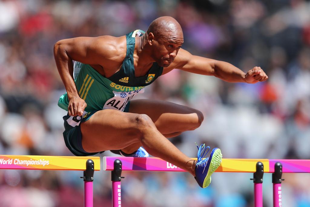 SA's Alkana books spot in men's 110m hurdles final Doha - Sports Leo