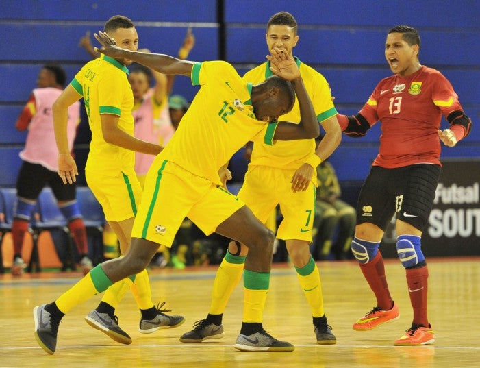 South Africa qualify for CAF Futsal Afcon 2020 Morocco finals - Sports Leo