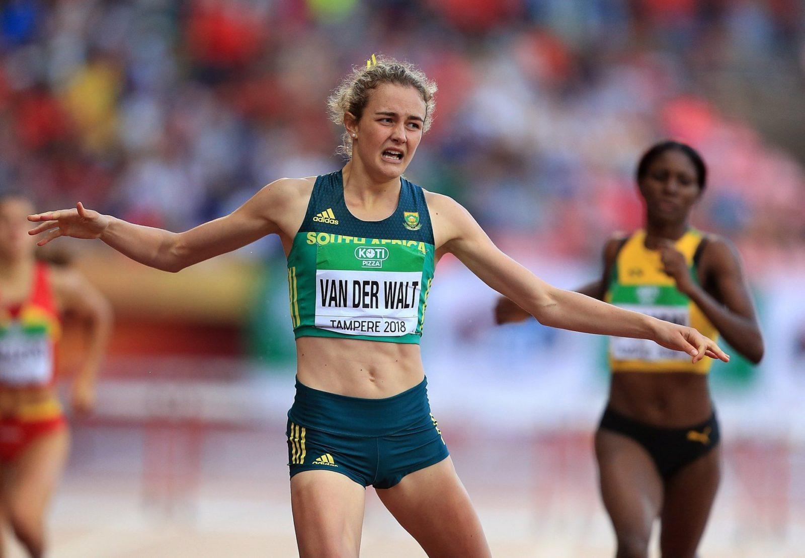 South Africa unveil squad for 2020 IAAF World U-20 Champs - Sports Leo