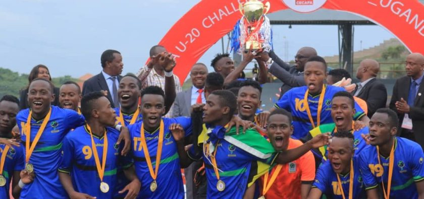 Tanzania beat Kenya to clinch Cecafa U-20 Challenge Cup