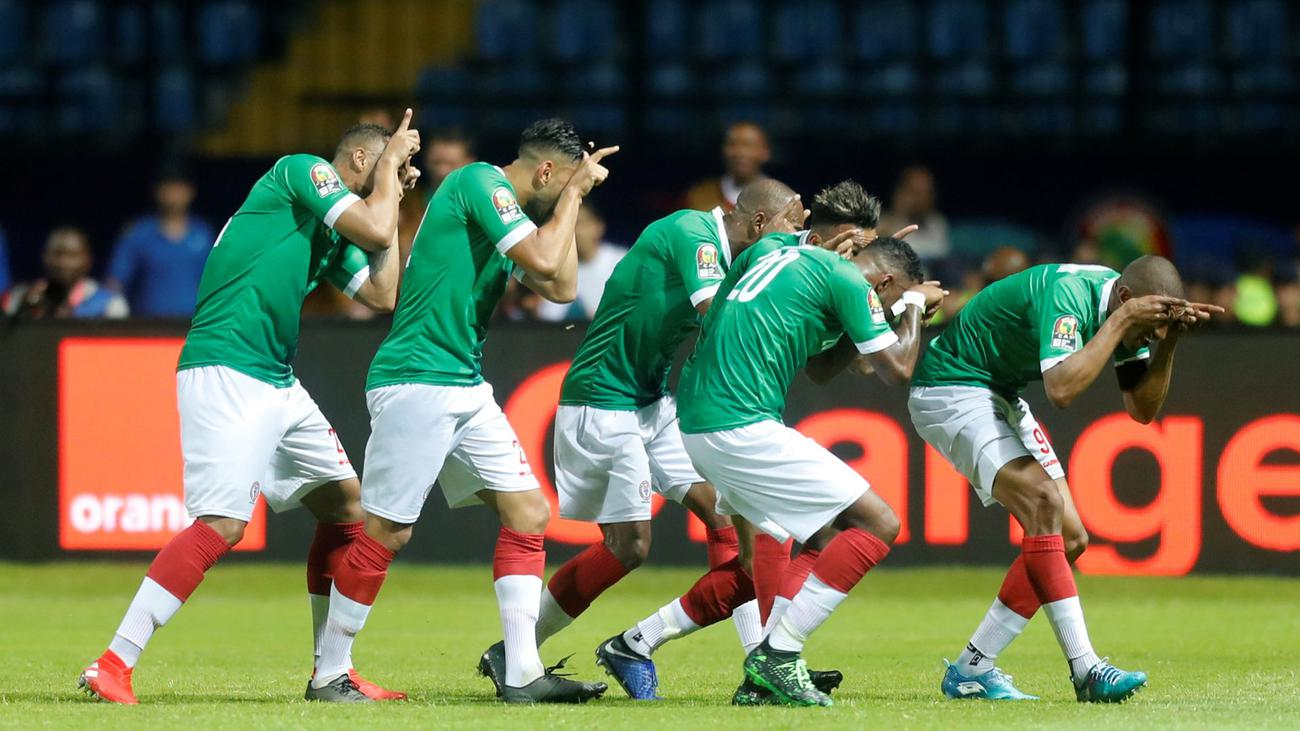 Africa Cup of Nations (Afcon) 2021: Madagascar 1 0 Ethiopia - Sports Leo