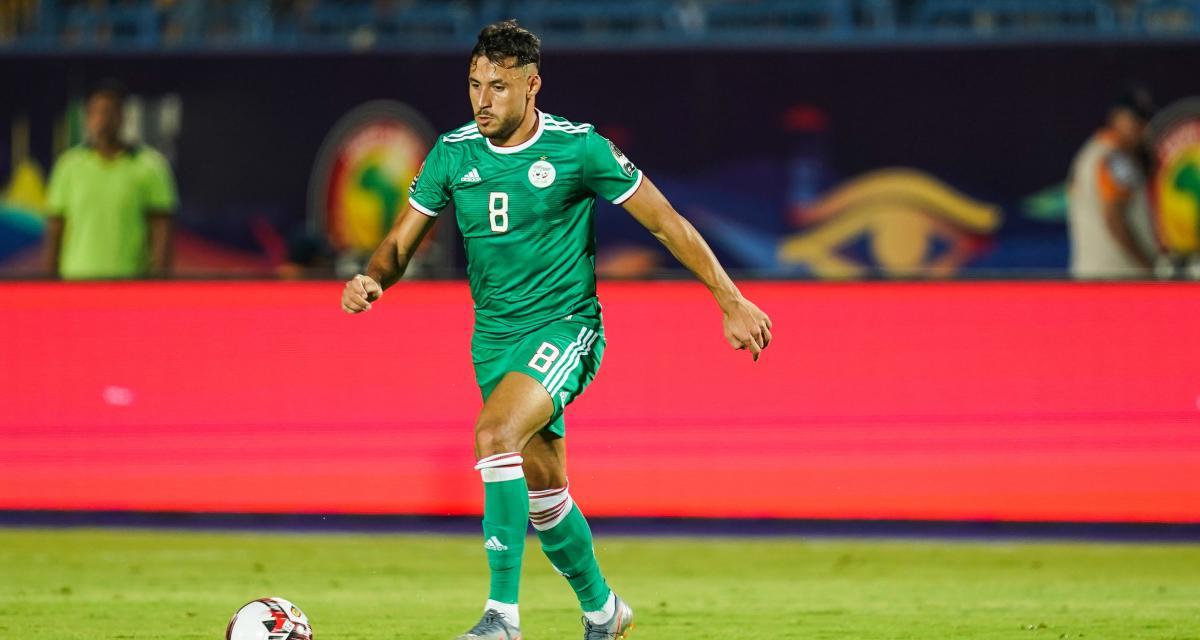 Algeria bask in winning streak with 1-0 win over Botswana - Sports Leo