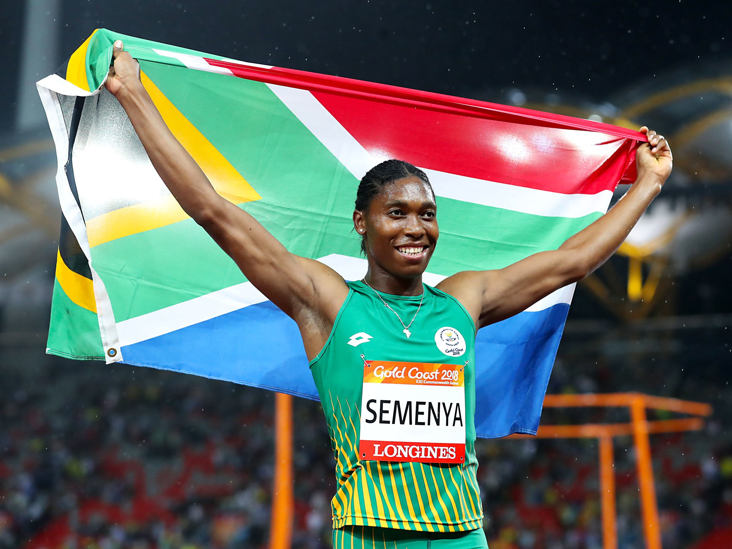 Caster Semenya in Preparation Squad for Olympic Games - Sports Leo