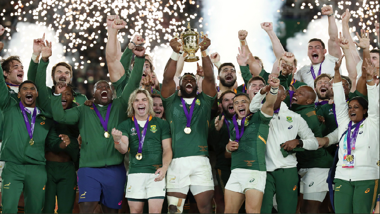 Champions South Africa top World Rugby Men's Rankings - Sports Leo