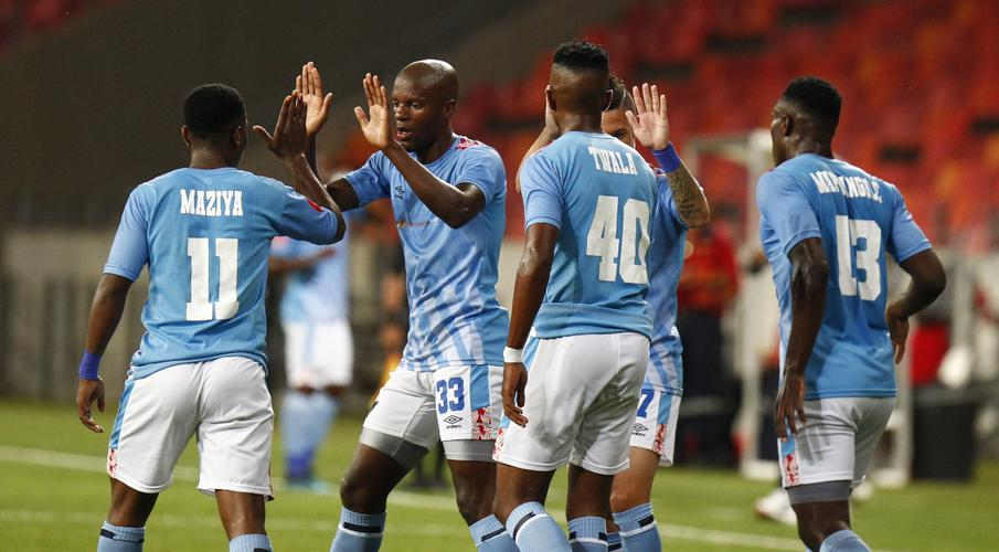 Chippa United crush Black Leopards to claim their second win - Sports Leo
